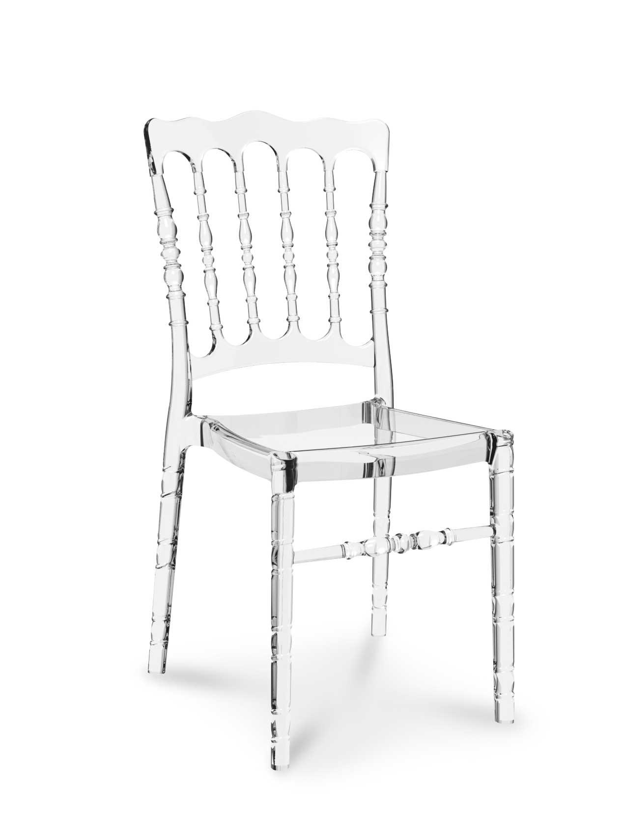 acryl ghost plexiglas vintage hochzeit stuhl transparent klar durchsichtig neu ebay. Black Bedroom Furniture Sets. Home Design Ideas