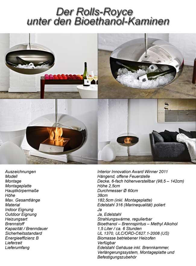 h ngender edelstahl bioethanol kamin champusk hler marinequalit t h henverstb ebay. Black Bedroom Furniture Sets. Home Design Ideas
